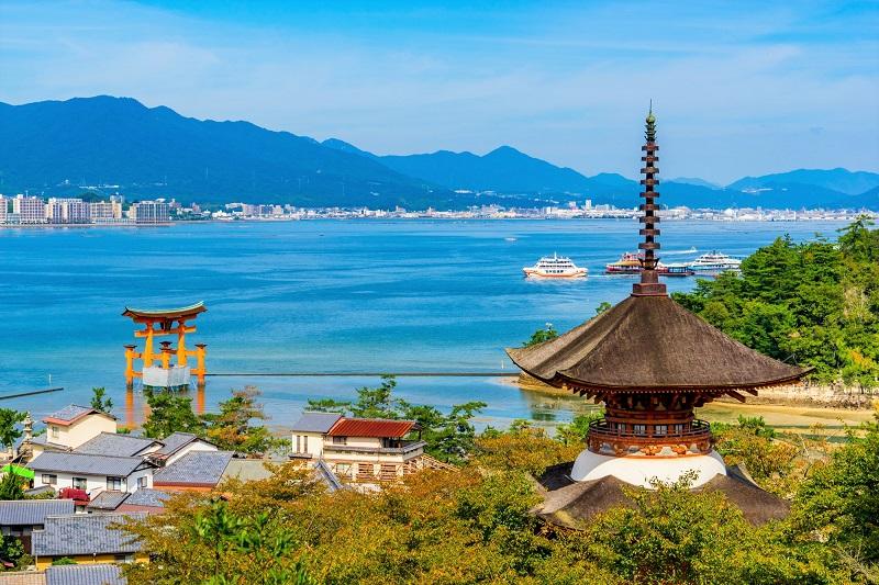 宮島の観光は厳島神社だけじゃない!世界文化遺産エリアを巡る5つの楽しみ方♪