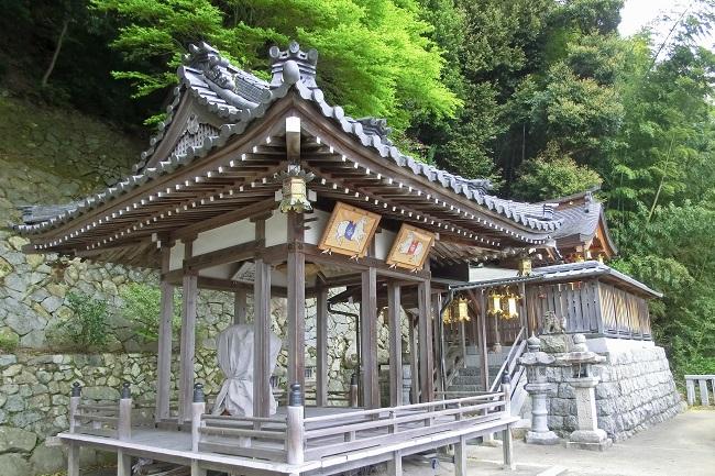 沖島_奥津島神社