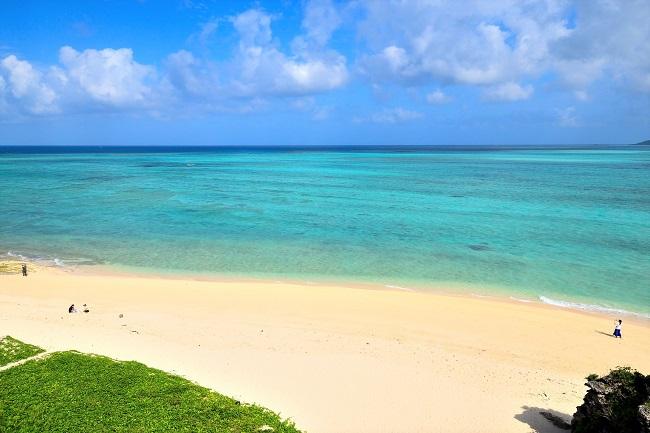池間島_お浜ビーチ