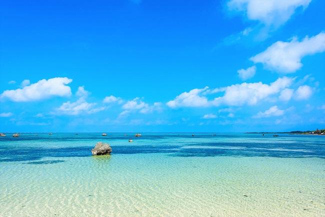 伊良部島_佐和田の浜