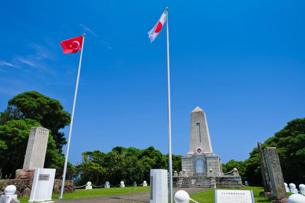和歌山県の大島で絶景とトルコとの歴史に触れる日帰り島旅!