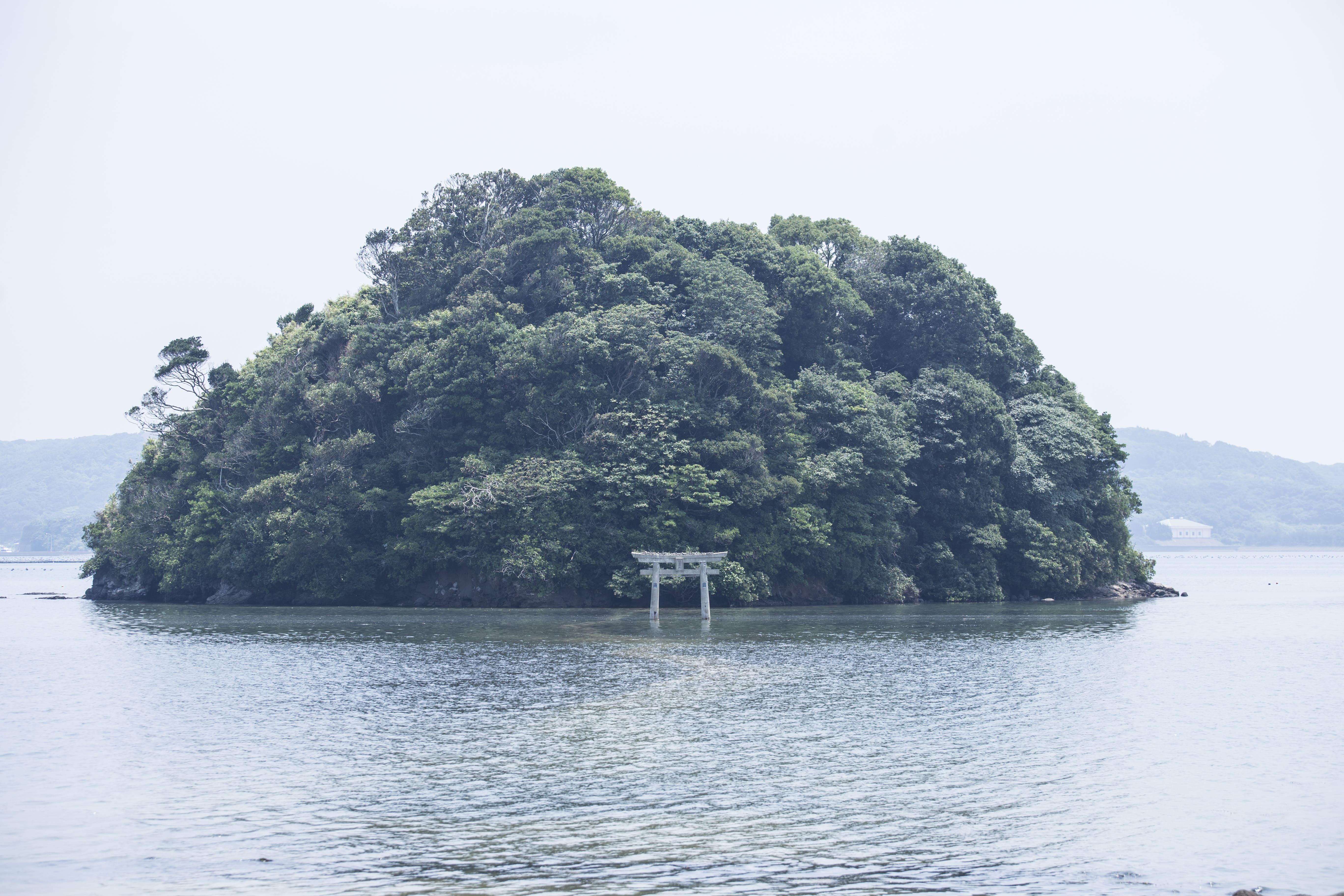 壱岐島_小島神社