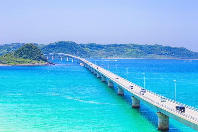 角島_角島大橋