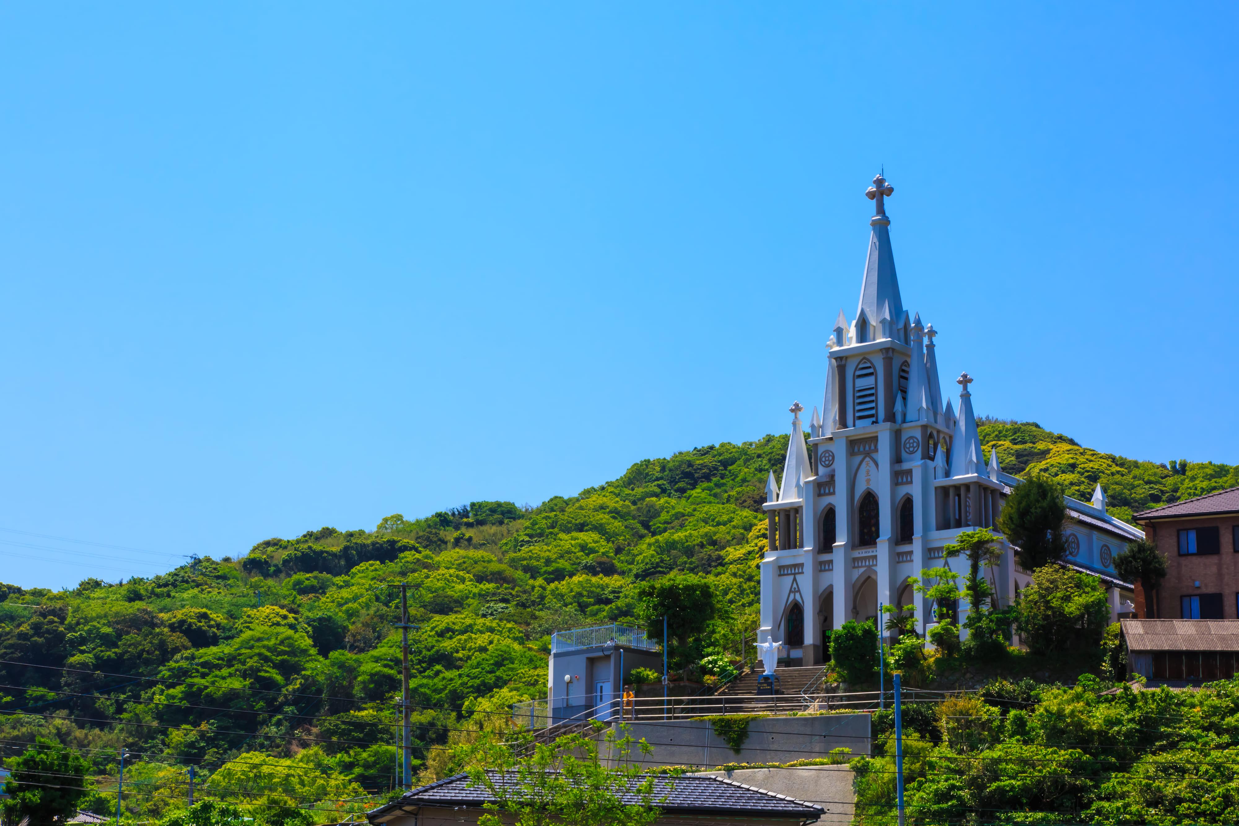伊王島_(沖ノ島)馬込教会