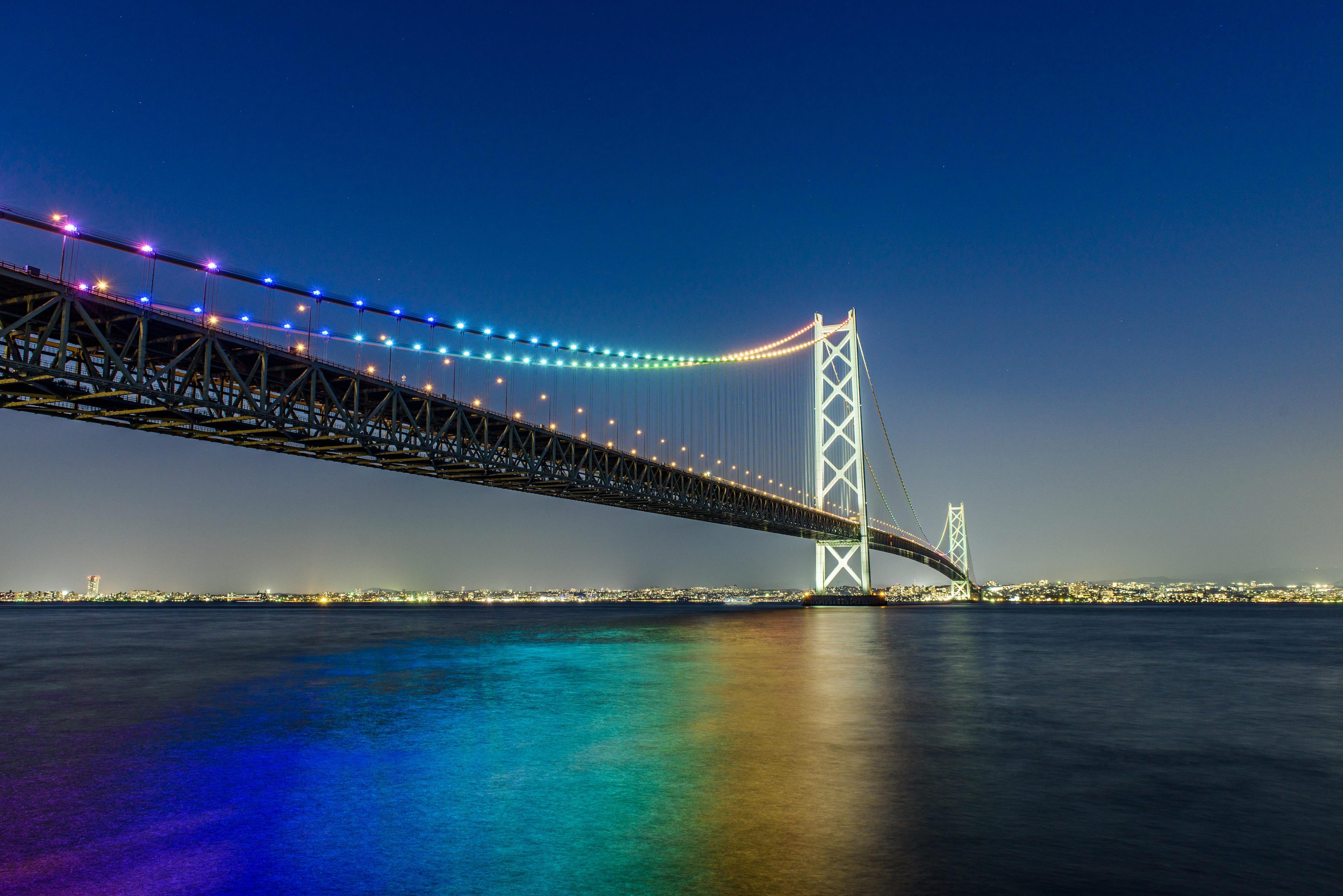 淡路島_明石海峡大橋