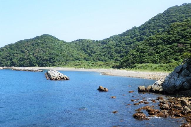 保戸島_瀬の浜