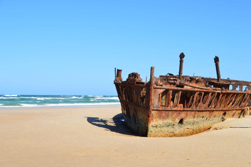 世界最大の砂の島「フレーザー島」!世界遺産にも登録された島の魅力とは?