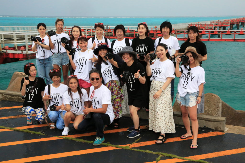 沖縄・下地島:航空写真家チャーリィ古庄氏によるフォトセミナーで「17END」に降り立つジェットスター機を撮影!
