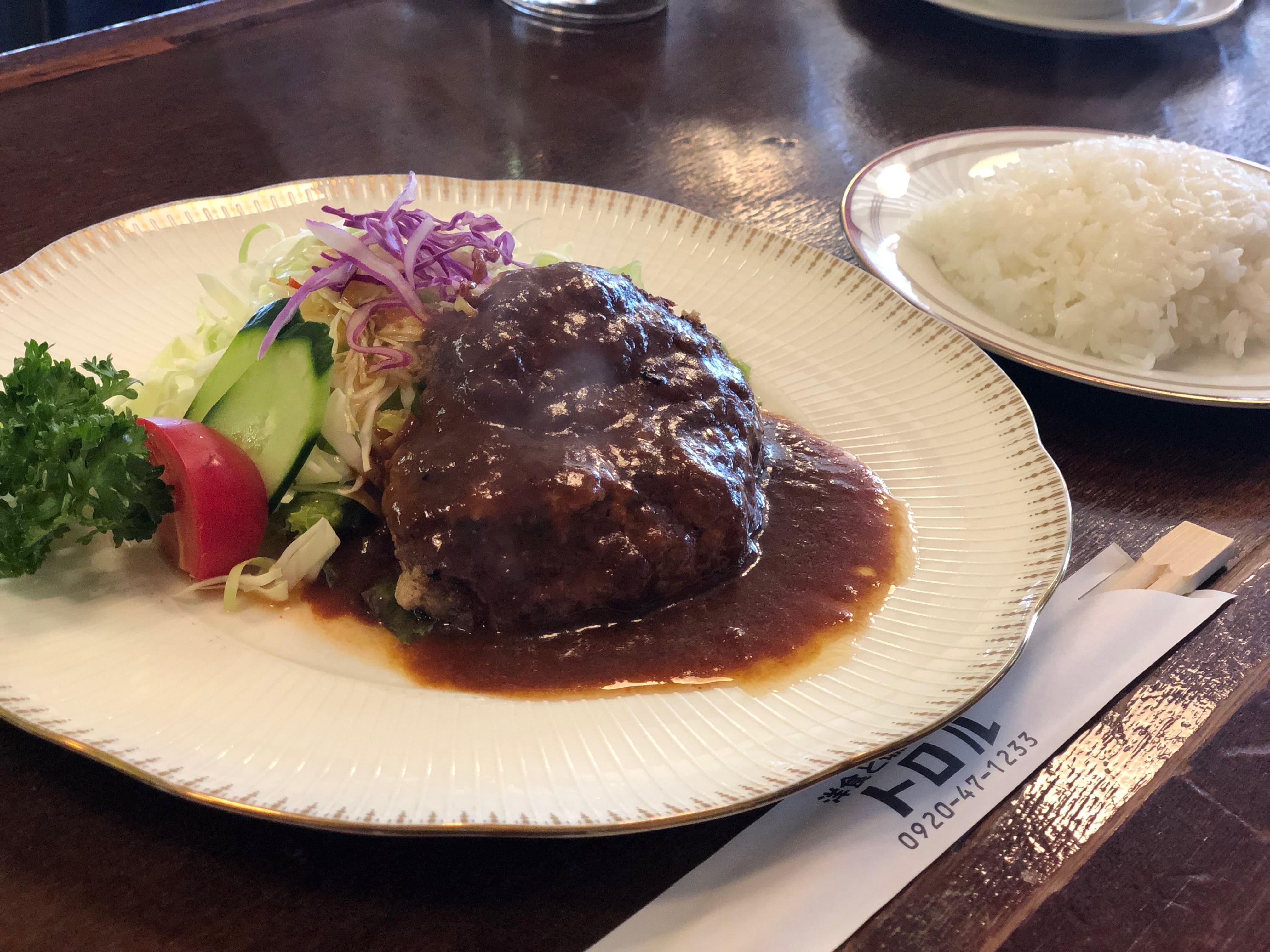 壱岐島_洋食と珈琲の店 トロル