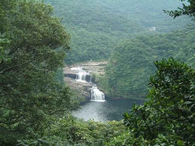 西表島_マリユドゥの滝