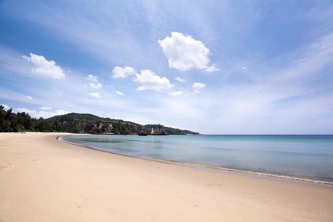 西表島_トゥドゥマリの浜