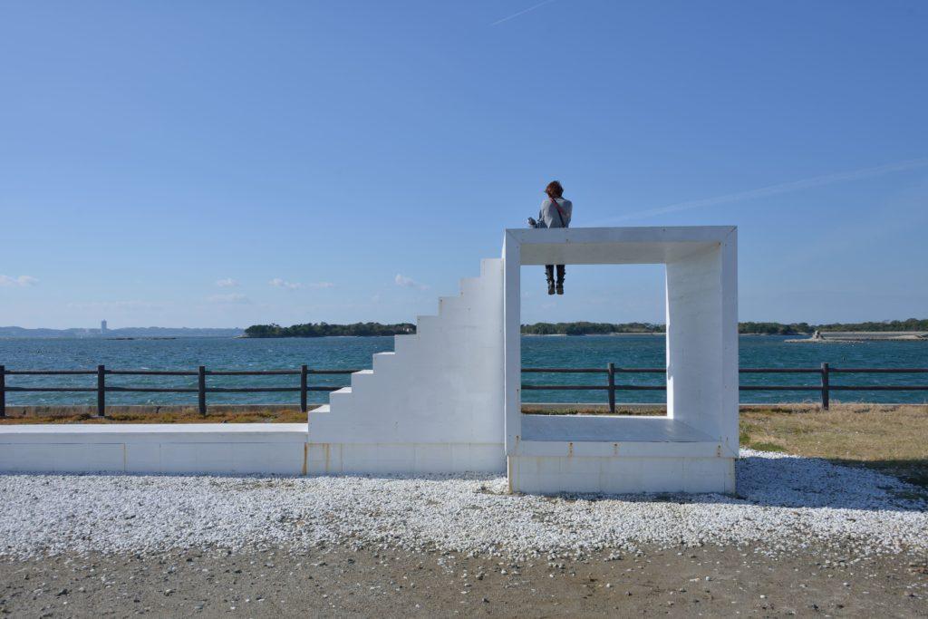 「佐久島」でアートな島遊び!自然とアートに触れる癒しの島旅♪