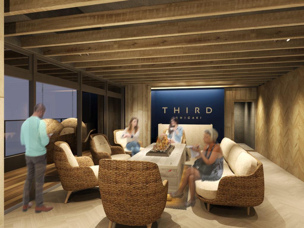 沖縄・石垣島:ライフスタイルホテルブランド「THIRD(サード)」 第1号ホテルが2020年3月にオープン