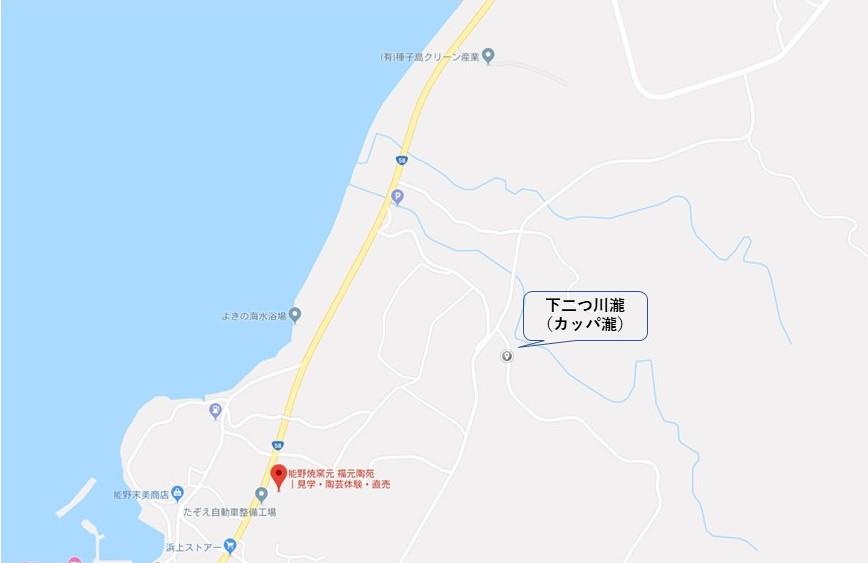 種子島_下二つ川瀧(カッパ瀧)