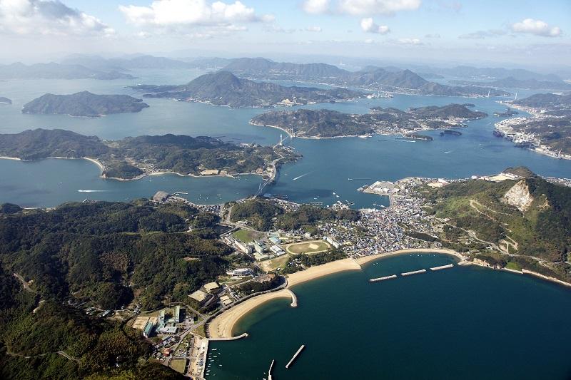 弓削島:愛媛県内で6拠点目離島のサテライトオフィス『上島ベース』12月開設