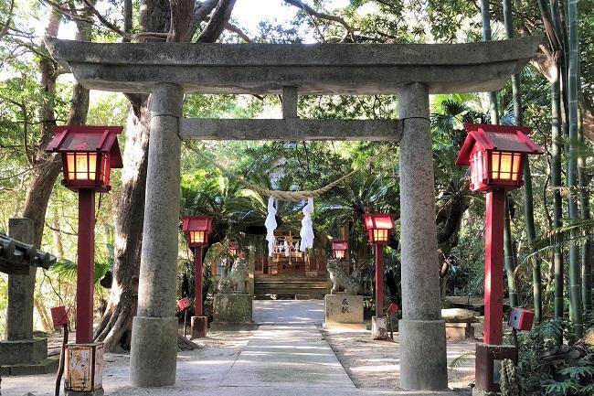 種子島_宝満神社