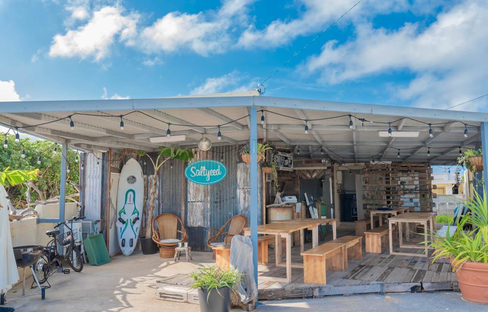 沖縄・小浜島:海辺の複合施設Beach House「Saltyeed(ソルティード)」オープン