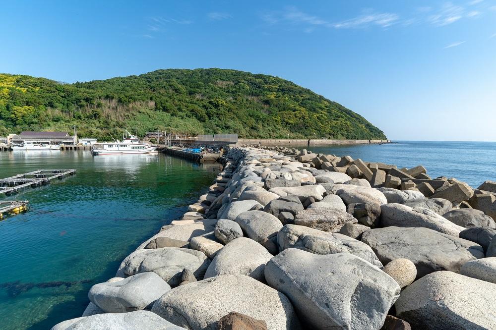 姫島(糸島)_姫島漁港
