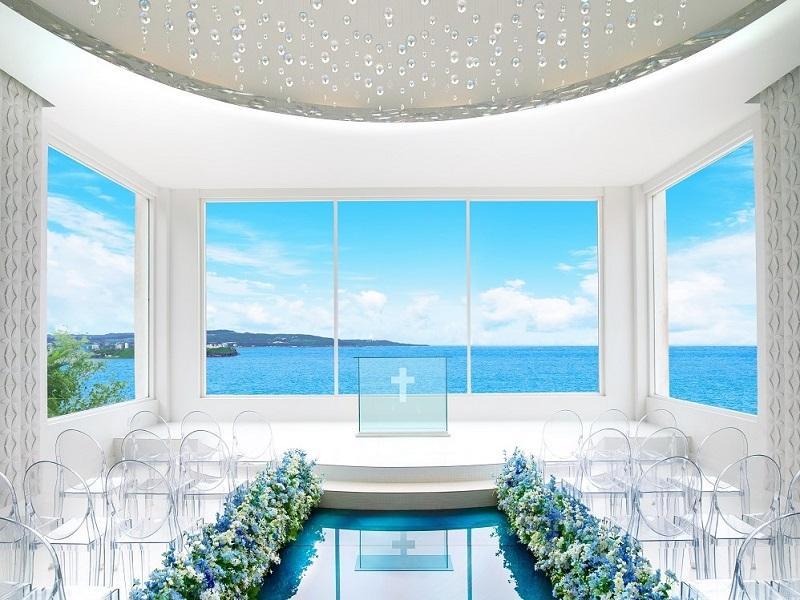 グアム:恋人岬からの絶景を独占する完全独立型の新チャペル2020年7月オープン