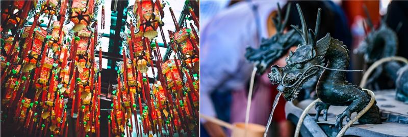 """台湾:旧正月で2020年も開運!神社のスペシャリスト""""リュウ博士""""と行く開運ツアー"""