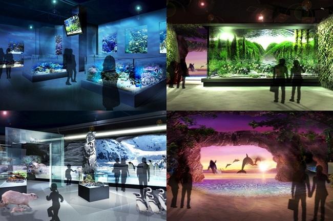 沖縄本島_DMMかりゆし水族館