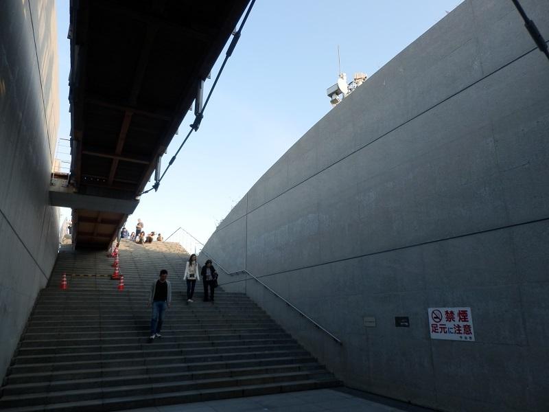 亀老山展望台