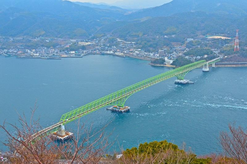 屋代島_大島大橋