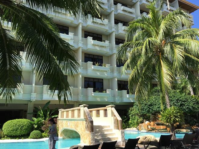 マクタン島のホテル