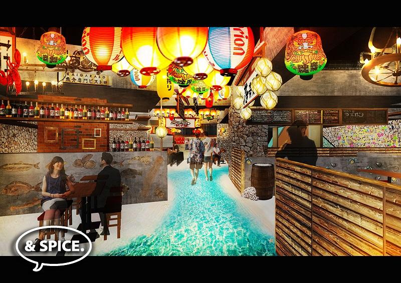 沖縄・那覇市:32店舗全てを紹介!「国際通りのれん街」2月1日グランドオープン!