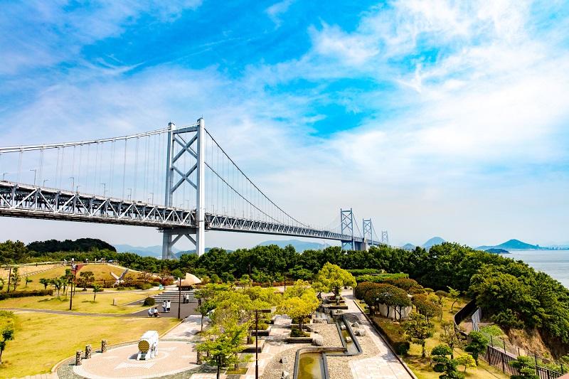 瀬戸大橋がつなぐ島旅♪「与島・岩黒島・櫃石島」へちょっと降りてプチトリップ!
