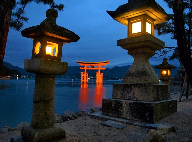 広島の人気観光地「宮島」を満喫したい方必見!おすすめのホテル&旅館15選!
