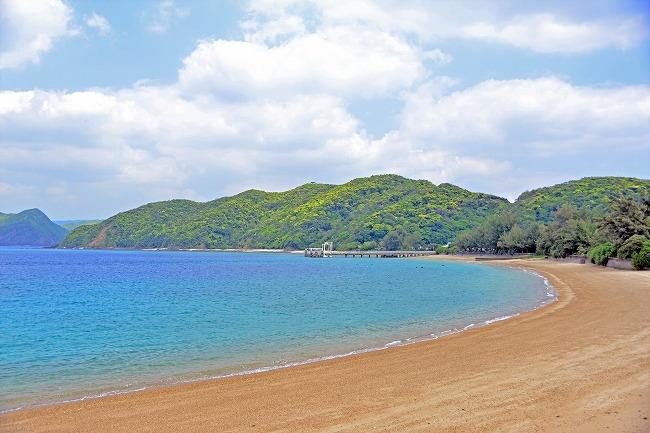 加計呂麻島_渡連海岸_210430