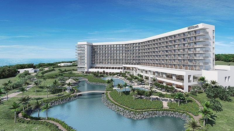 沖縄・瀬底島:日本初のビーチリゾートホテル「ヒルトン沖縄瀬底リゾート」7/1オープン、予約開始!