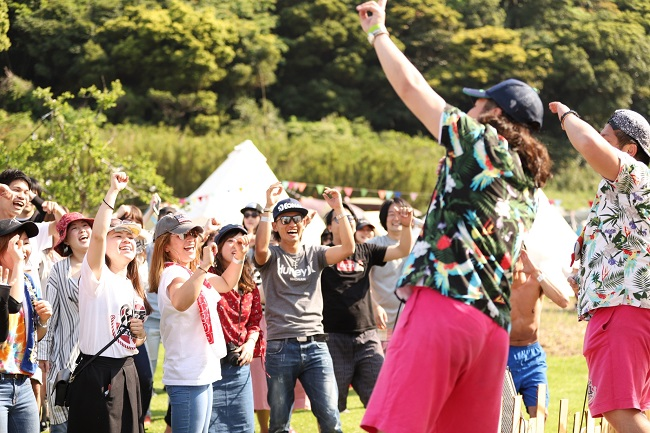地ノ島(和歌山・無人島)_MUJINTO cinema CAMP KANSAI 2020