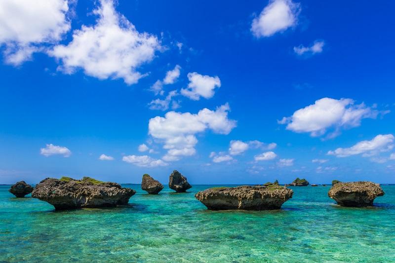 神が宿る小さな島、沖縄「大神島」。宮古島から行くパワースポット!