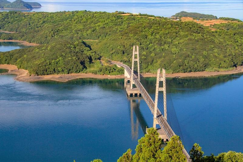 橋を渡ってドライブ島旅♪鹿児島県長島町「長島・伊唐島・諸浦島・獅子島」