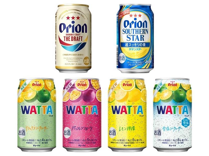 沖縄:愛され続けるオリオンビール、リニューアル商品まとめ