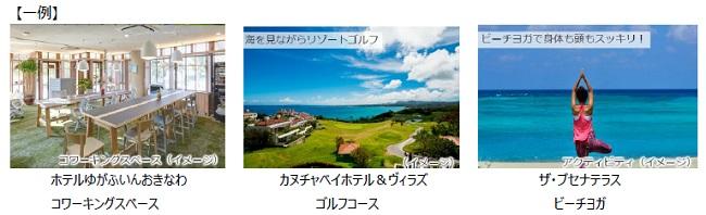 沖縄本島・石垣島_ANAセールス㈱「ワーケーション in 沖縄」
