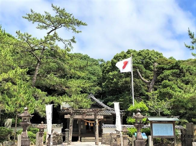対馬_和田都美神社