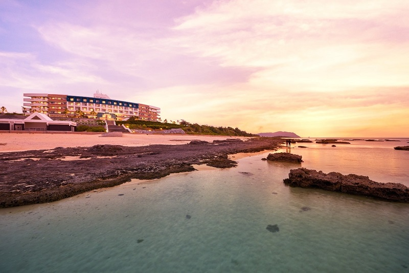 沖縄・久米島:大自然を感じながら『ワーケーションPlus+』2021年1月31日まで