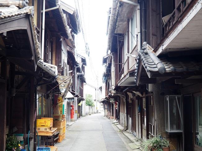 大崎上島_木江の古い街並み_190315