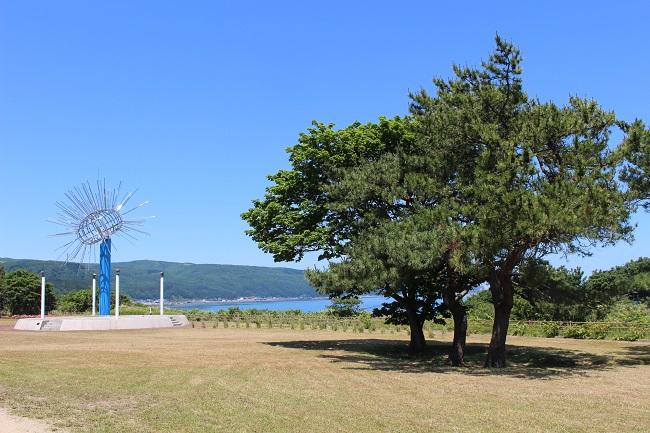 奥尻島_うにまる公園_200825