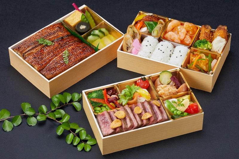 沖縄・那覇市:シェフ自慢の夏を乗り切るお弁当を販売、沖縄ハーバービューホテル