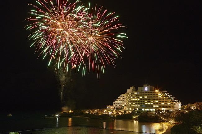 沖縄・恩納村_ANAインターコンチネンタル万座ビーチリゾート『サマーイベント2020』