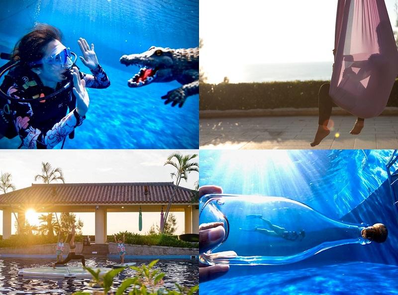 沖縄・名護市:オキナワ マリオット リゾート&スパ、アクティビティがさらに充実!