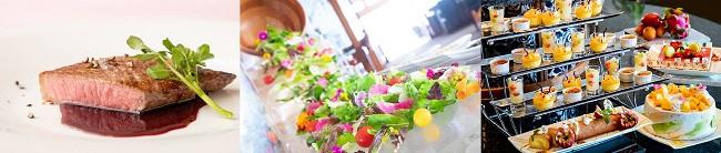 沖縄・恩納村_ルネッサンス リゾート オキナワ「Teppan & Sweets Lunch Buffet」