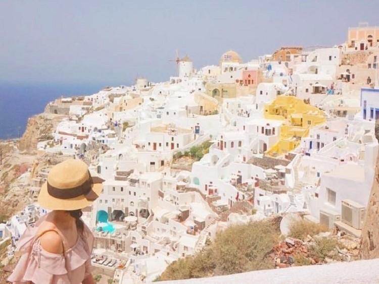 ギリシャ「サントリーニ島&ミコノス島」3泊6日の弾丸女子旅♪