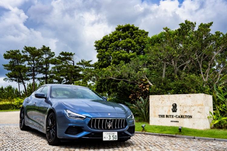 沖縄・名護市:ザ・リッツ・カールトン沖縄「マセラティ・エクスペリエンス2020」予約開始