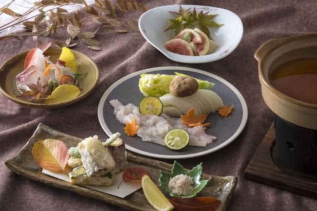 淡路島_神戸ポートピアホテル「御食国 淡路島食フェア」
