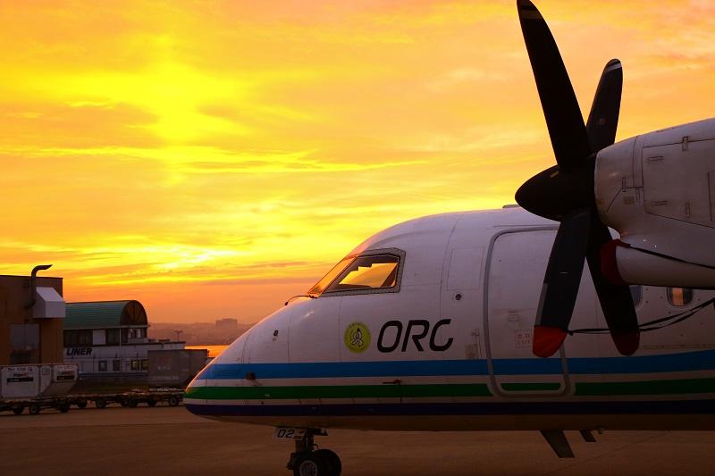 新たな九州離島観光のカタチ「アイランドホッピング」プロペラ機で島から島へ